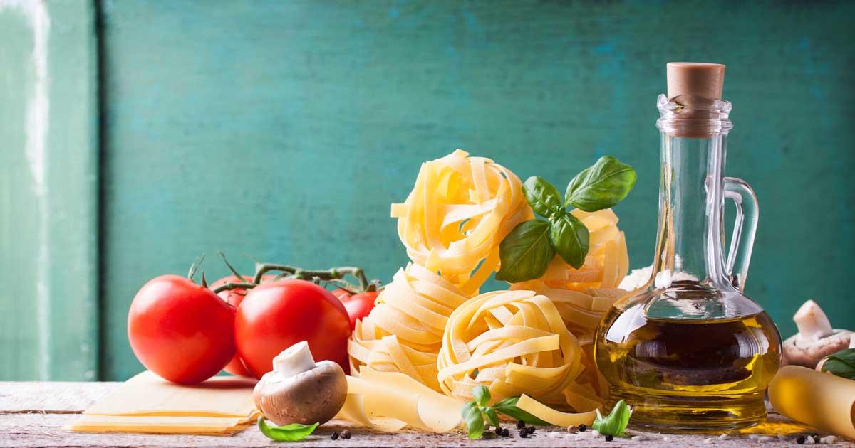 Dieta mediterranea - Farmacia Ruggeri