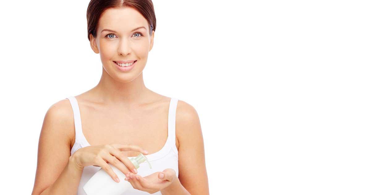 Pelle sensibile - Farmacia Ruggeri