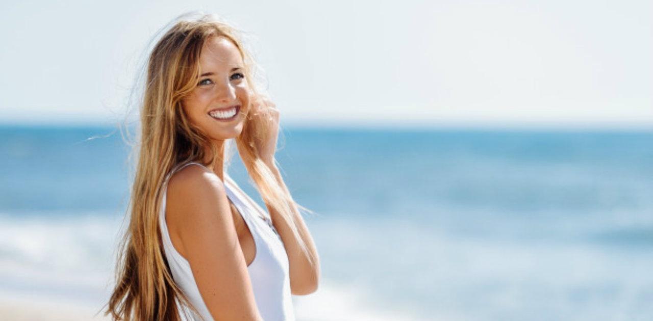 esposizione al sole capelli