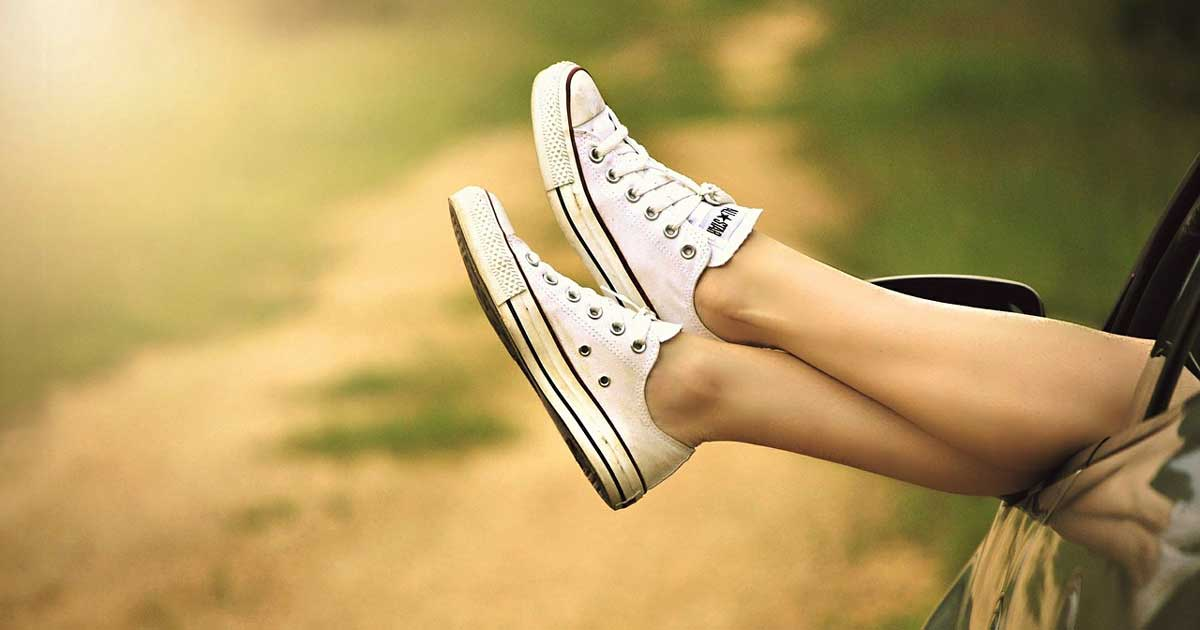 Pesantezza delle gambe - Farmacia Ruggeri