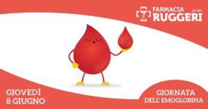 Giornata emoglobina - Farmacia Ruggeri