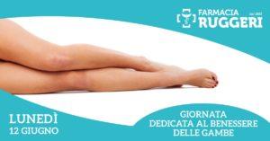Benessere delle gambe - Farmacia Ruggeri