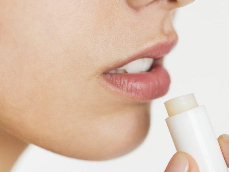 labbra secche e screpolate